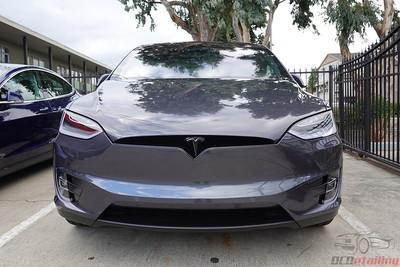 2019 Tesla Model X - Midnight Silver