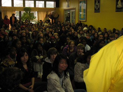 High School Visit 2010