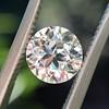 1.01ct Old European Cut Diamond, GIA I VS1 2