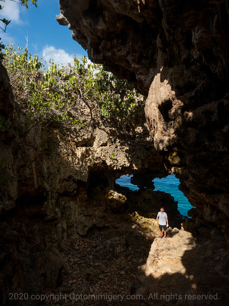 JULY 20, 2020: DRY GROTTO AREA WITH MIKE AND MATTHEW ERNEST