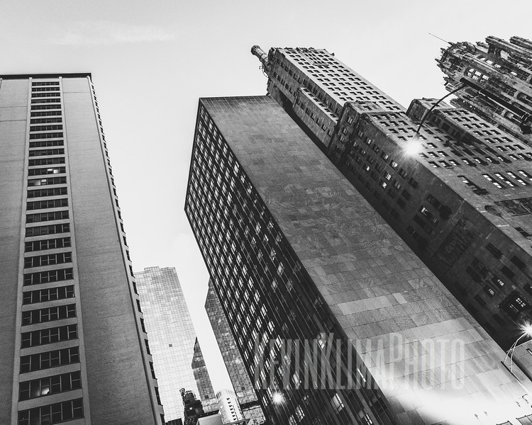 Gritty Mag Mile Buildings