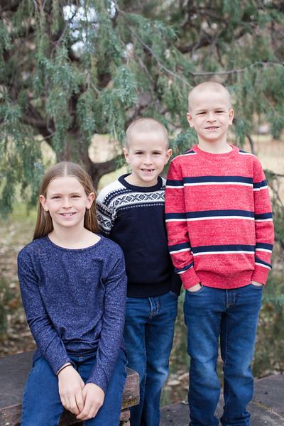 Sorensen Family in Boulder