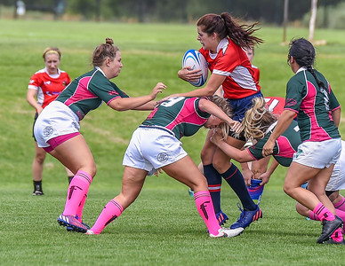 Boulder Rugby 50th Anniversary - Babes vs Steamboat