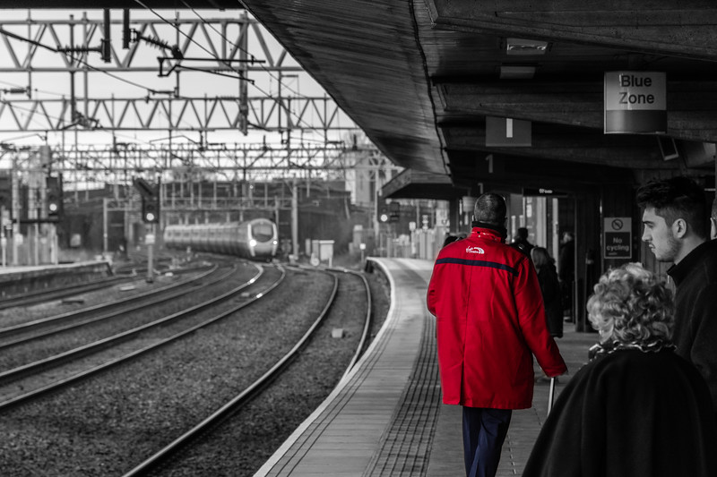 Virgin Trains - Dispatcher