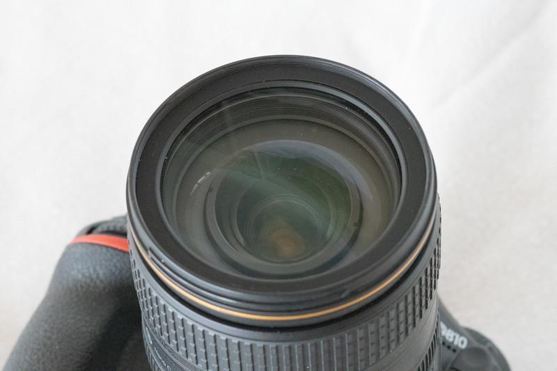 Nikon D810 w/24-120
