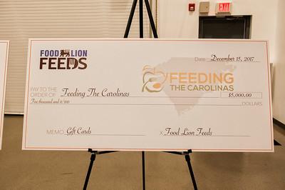 Second Harvest Food Bank - Feeding The Carolinas Kick Off Event @ Hendrick Motorsports 12-15-17 by Jon Strayhorn