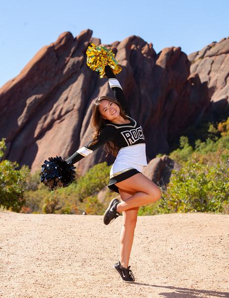 Rock Canyon High School Cheer