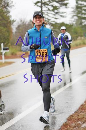 Auburn Half Marathon - 2008