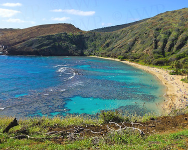Scenic Views Of Hawaii