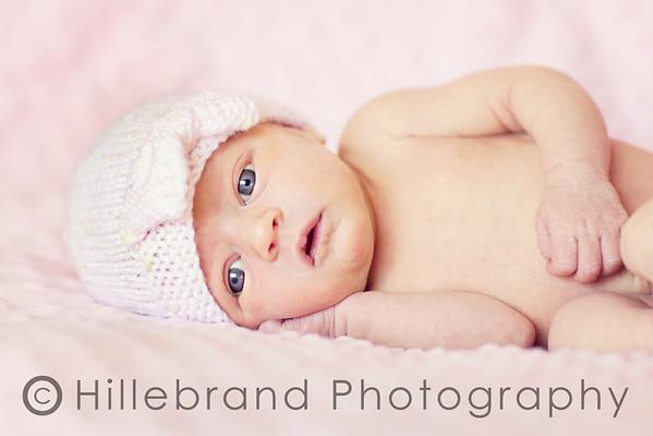 Norah: Newborn Session