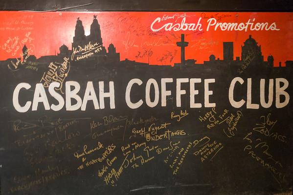 Liverpool North West England - Wherever I Wander 2015