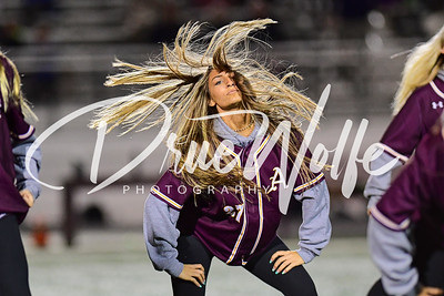 Ankeny Hawks Student Section - Cheer - Dance - Marching Band 09242021