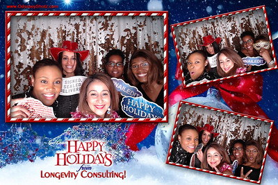 Longevity Consulting 2018 Holiday Party