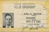 John J  Kestler ID Card 1959