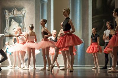 Scenes de Ballet / Rehearsal - PNB school show