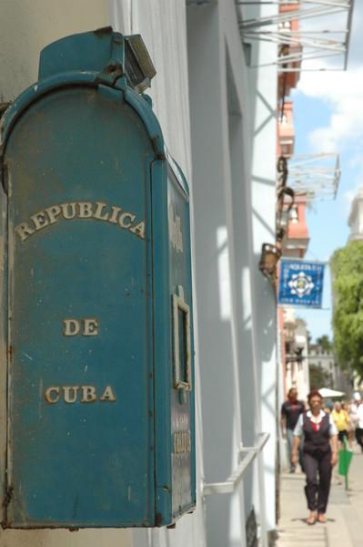 Old Havana - Leslie Rowley