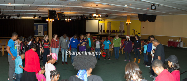 Life Connect & DC FYI Youth Christmas Party 2013