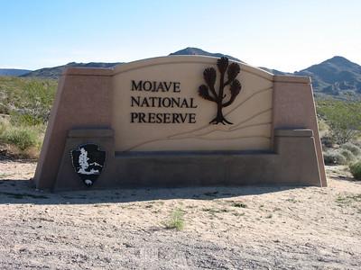 Mojave National Preserve 2007