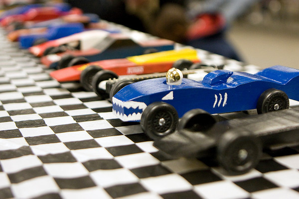 Cub Scouts Pinewood Derby 2008