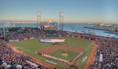 SF Giants NLCS Game 2 versus St Louis Cardinals 2012