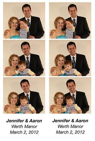 03.03.12 Jennifer and Aaron Photobooth