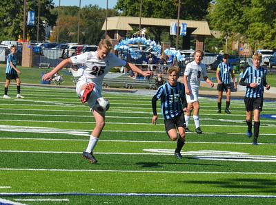 CHS boys soccer vs Gibault (regional championship) - Oct. 16, 2021