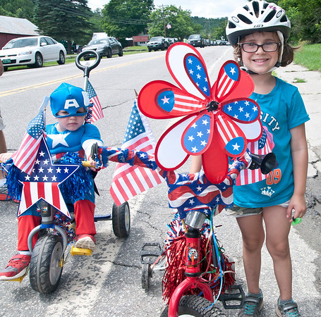 West Windsor/Brownsville 4th of July Parade