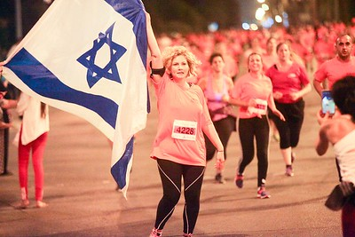 Be'er Sheva Light Run 2016