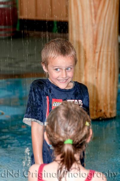 46 Ian & Brielle Six Flags July 2011 - Ian & Brielle Get Wet.jpg