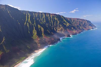 Kauai Doors-off Helicopter Flight