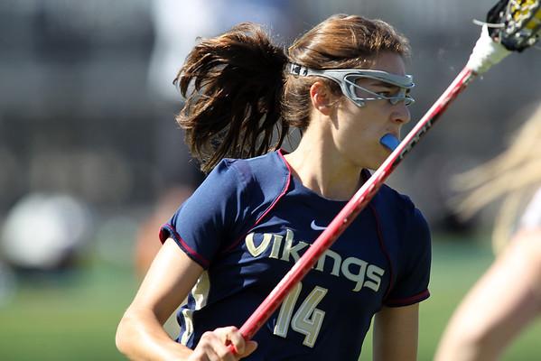 Varsity Girls Lacrosse Spring 2015