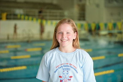 Team Carly Rocks- Swim Clinic
