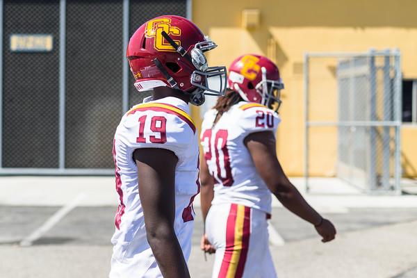 Football vs West LA College (09/29/2018)