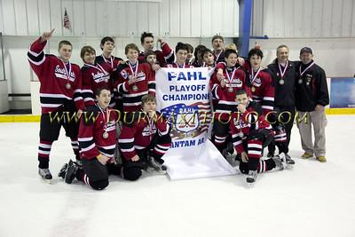 2012/03/04, Southpointe, Bantam 1, V Butler (P.A.H.L) Championship Game