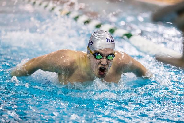 CC Swimming Triple Dual 2016-12-3