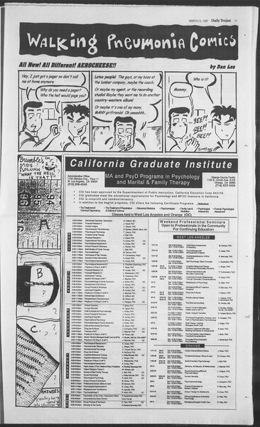 Daily Trojan, Vol. 130, No. 36, March 05, 1997