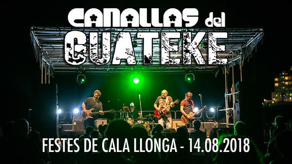 CANALLAS DEL GUATEKE