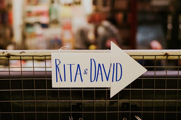 Casamento Rita e David