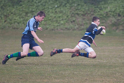 Mount Temple vs Newpark - Second Years