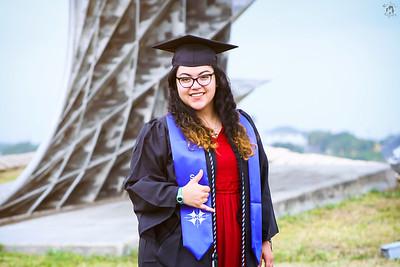 Spring 2017 Outstanding Graduate - Gypsie Alvarado