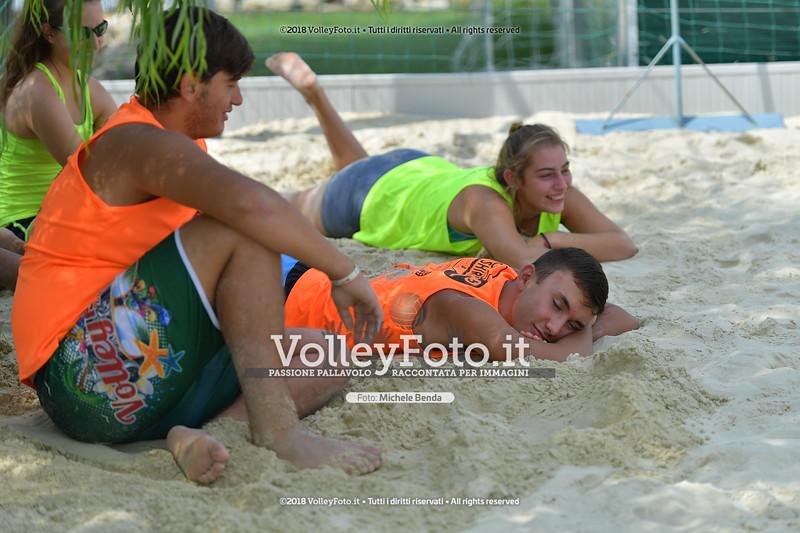 presso Zocco Beach PERUGIA , 25 agosto 2018 - Foto di Michele Benda per VolleyFoto [Riferimento file: 2018-08-25/ND5_8932]