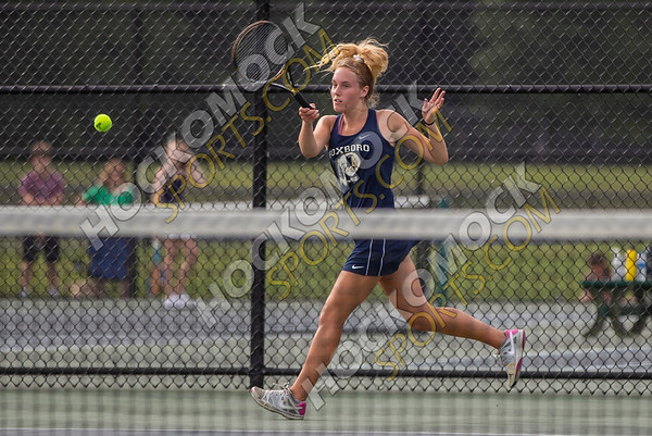 Foxboro-Notre Dame Academy Girls Tennis - 06-26-21