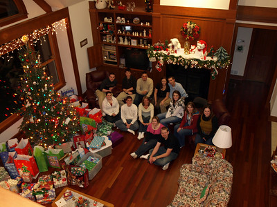 Christmas 2007 (Mentzer Family)