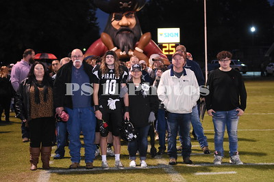 DHS Fall Senior Night 19-20