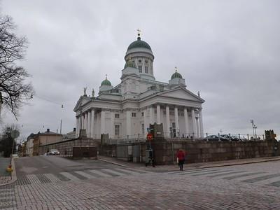 Helsinki, Estonia, Latvia, Lithuania, & Copenhagen - New Years 2014