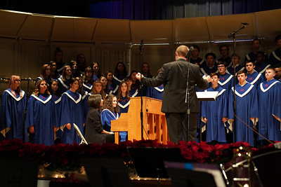 LB Choir @ A Holiday Concert (2019-12-10)