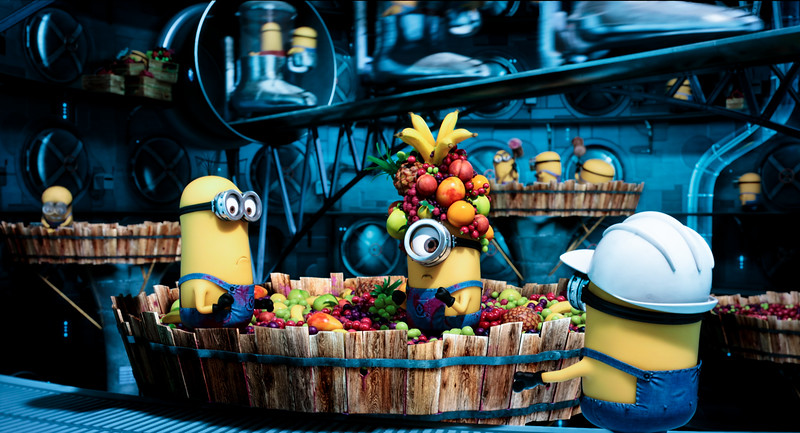 Despicable Me II (Ultra Hd blu ray HDR10)