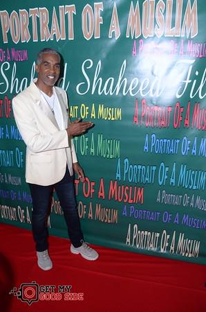 Shaheed Shaeed/ Portrait Of A Muslim