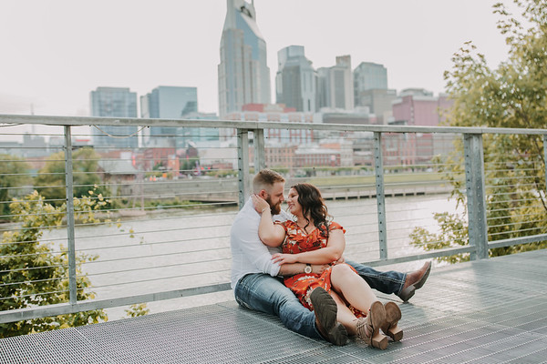 Amber + Travis // Engaged