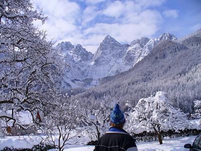 March 2007 Ski Flying Planica Slovenia
